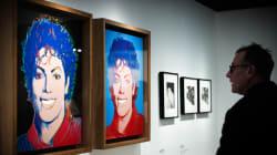 Warhol, LaChapelle et même Jacques Gamblin rendent hommage à Michael