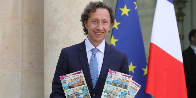 Le loto du patrimoine de Stéphane Bern a déjà rapporté 15 millions d'euros.