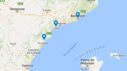 Barcelone, Cambrils, Alcanar... la chronologie des