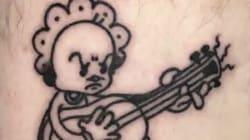 Les créations géniales de ce tatoueur