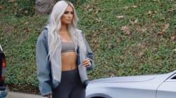 Lorsque Paris Hilton recrée les poses de Kim kardashian, ça vaut le