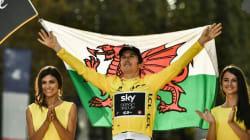 Geraint Thomas remporte le Tour de France, Romain Bardet 1er
