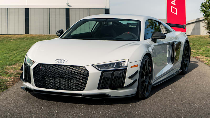 Audi R V Plus Competition Package Announced Autoblog - Audi r8