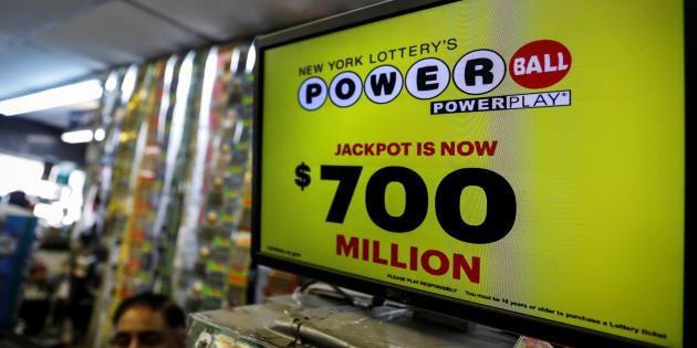 Le plus gros gain unique à la loterie américaine est tombé