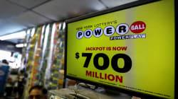 Le plus gros gain unique à la loterie américaine est