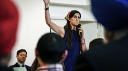 Victoire d'une candidate trans à une élection locale en