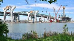 Le nouveau pont Champlain pourrait changer de