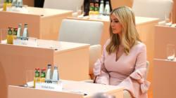 Donald Trump se fait remplacer par sa fille Ivanka à la table du