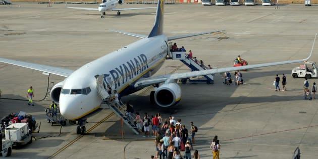 Sciopero Ryanair, scoppia il caso rimpiazzi