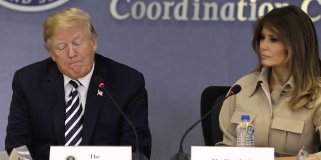 "Melania Trump contro Donald: ""Odio vedere i bambini sep"