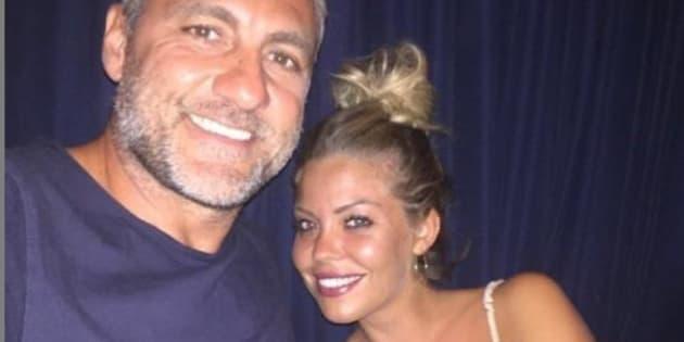 Bobo Vieri e Costanza Caracciolo si sposano. La conferma dal