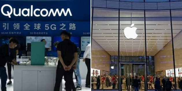 Qualcomm vince in tribunale: al bando molti iPhone in Cina