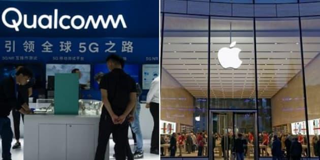 Qualcomm vince la battaglia contro Apple: vietata la vendita