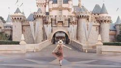 Cette blogueuse s'invente un voyage à Disneyland et piège tout le monde pour faire passer un