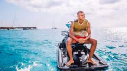 Kylian Mbappé a mis le cap sur la Corse pour la fin de ses