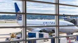 Ces futurs mariés voulaient prendre l'avion, c'était sans compter sur la malédiction United
