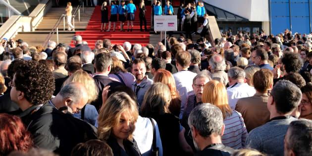 À Cannes, le Palais des festivals évacué à cause d'un objet suspect