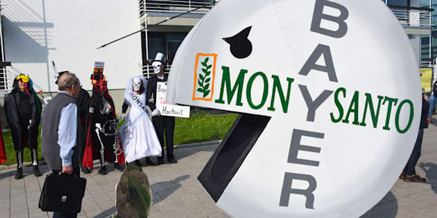 Monsanto et Bayer vont fusionner