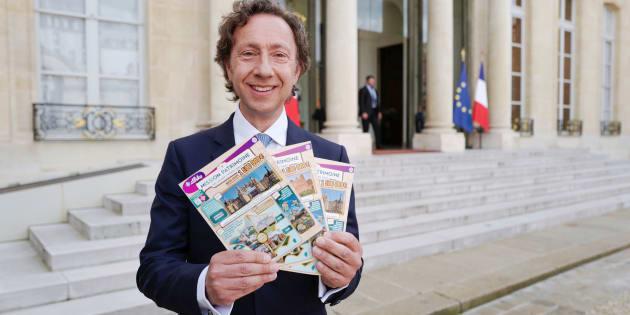 Le loto du patrimoine de Stéphane Bern fait un carton, et cela donne des idées à la Française des Jeux.