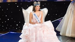And The New Miss World