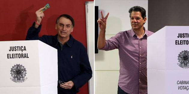 Jair Bolsonaro não vai participar dos debatesdo 2º turno na televisão.