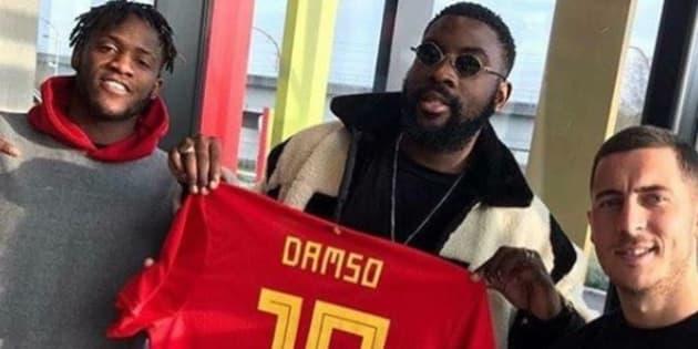 Accusé de sexisme, Damso ne chantera pas l'hymne des Diables Rouges qu'il avait composé. Ce 9 mars, le rappeur répond sur son compte Twitter.