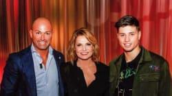 Il figlio di Simona Ventura e Stefano Bettarini accoltellato fuori dalla discoteca. La conduttrice tv: