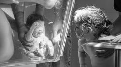 20 fotos maravillosas del parto, el posparto y la