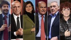 Da Minniti a Boldrini, da Schifani a Bossi: i