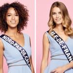 Les photos officielles des candidates Miss France 2019 sont