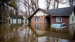 Les inondations ont causé 223 millions $ en dommages au Québec et en