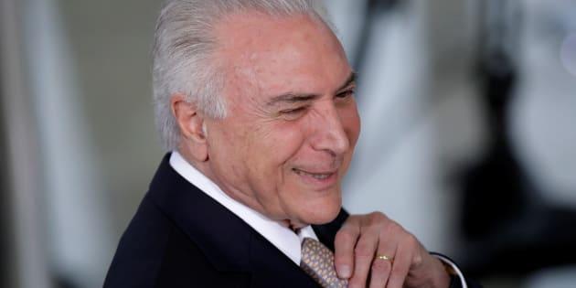 Michel Temer, vice de Dilma Rousseff nas eleições de 2014, assumiu a Presidência após o impeachment da petista.