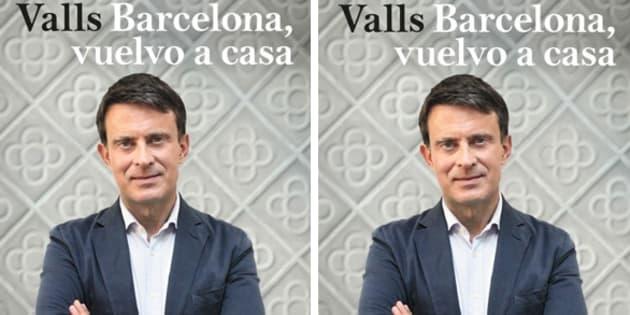 """Le livre de campagne de Manuel Valls s'appellera """"Barcelone, je rentre à la maison""""."""