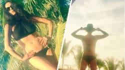 Michael Douglas venge Catherine Zeta-Jones en photographiant lui-même les fesses de son