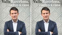Le livre de campagne de Valls s'appellera