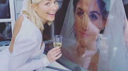 Royal Wedding: Adele And Holly Willoughby Among Stars Who Celebrated The Big