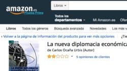 Estupefacción por lo sucedido en Amazon con el libro de Pedro