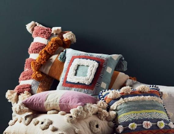 Anthropologie home officially launches at Nordstrom