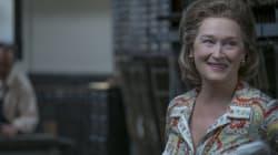 Meryl Streep presenta The Post: