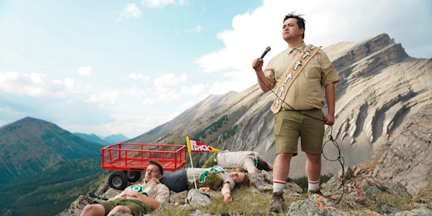 Gordie Lucius is the funnyman behind Canada's best new nature show.