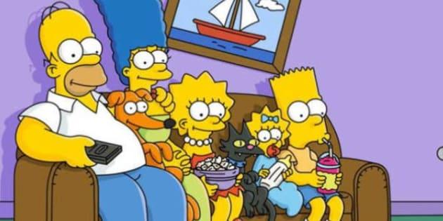 """Le papa des """"Simpson"""" va créer une nouvelle série pour Netflix."""