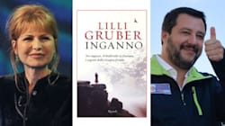 Salvini celebra Lilli Gruber e