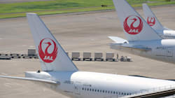 日本航空グループ・JAC機長、基準値の倍のアルコールが検知。4便に遅れ