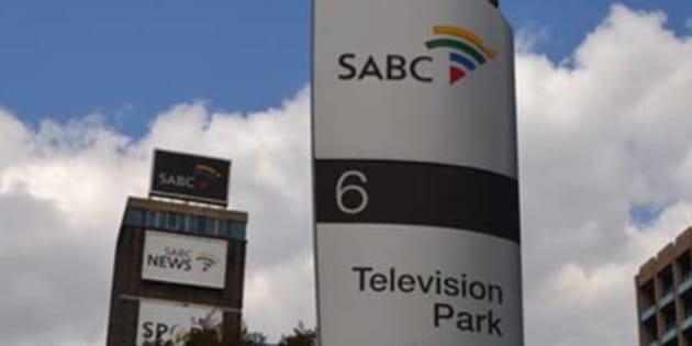SABC Television Park.