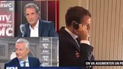 Le Maire contredit Macron sur les