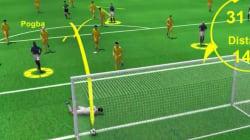 France-Australie: les buts de Griezmann et Pogba décortiqués en
