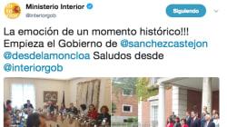 El reproche ortográfico de Pérez-Reverte al Ministerio del Interior por este