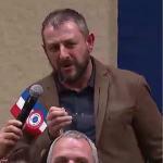 Ce maire a promis un discours sans