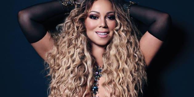 Mariah Carey moquée pour abus de Photoshop en une de Paper Magazine.