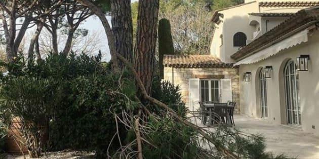 Eleanor: Franck Dubosc a vu la tempête passer très près de ses enfants